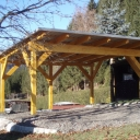 Carport Holz in St. Michael in der Obersteiermark